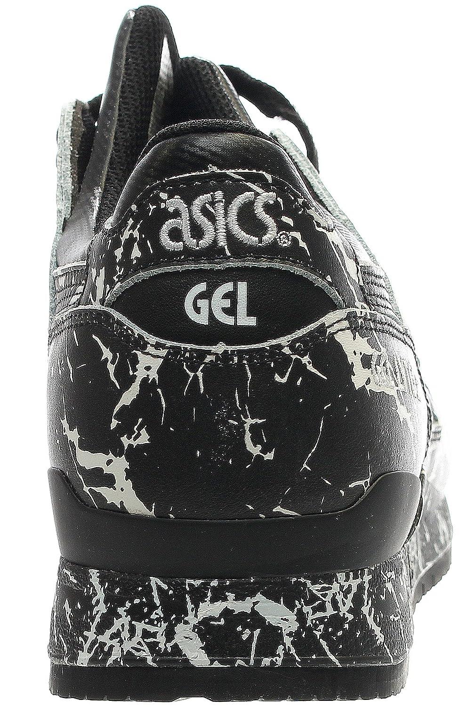 ASICS Men's Gel-Lyte III Running Shoe B016X57DSM 12 M US Women / 10.5 M US Men|Black