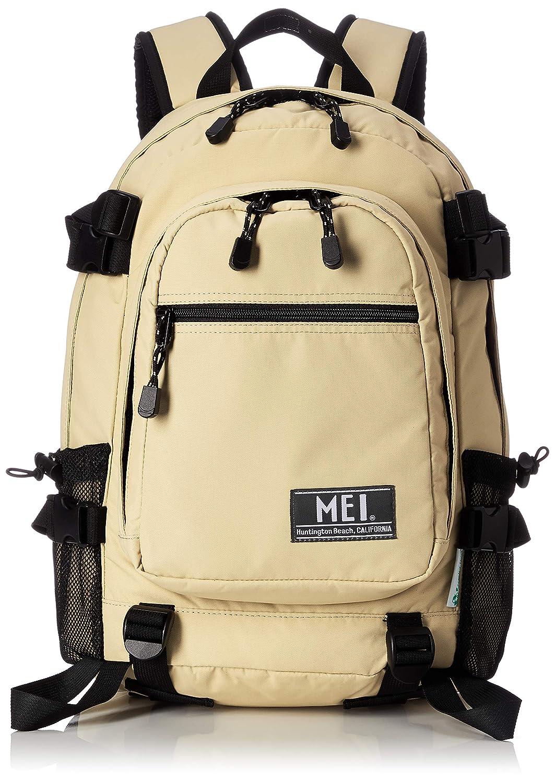 [メイ] リュック Classic Backpack A4収納 MEI-000-190007 B07L4Q9VZP ベージュ