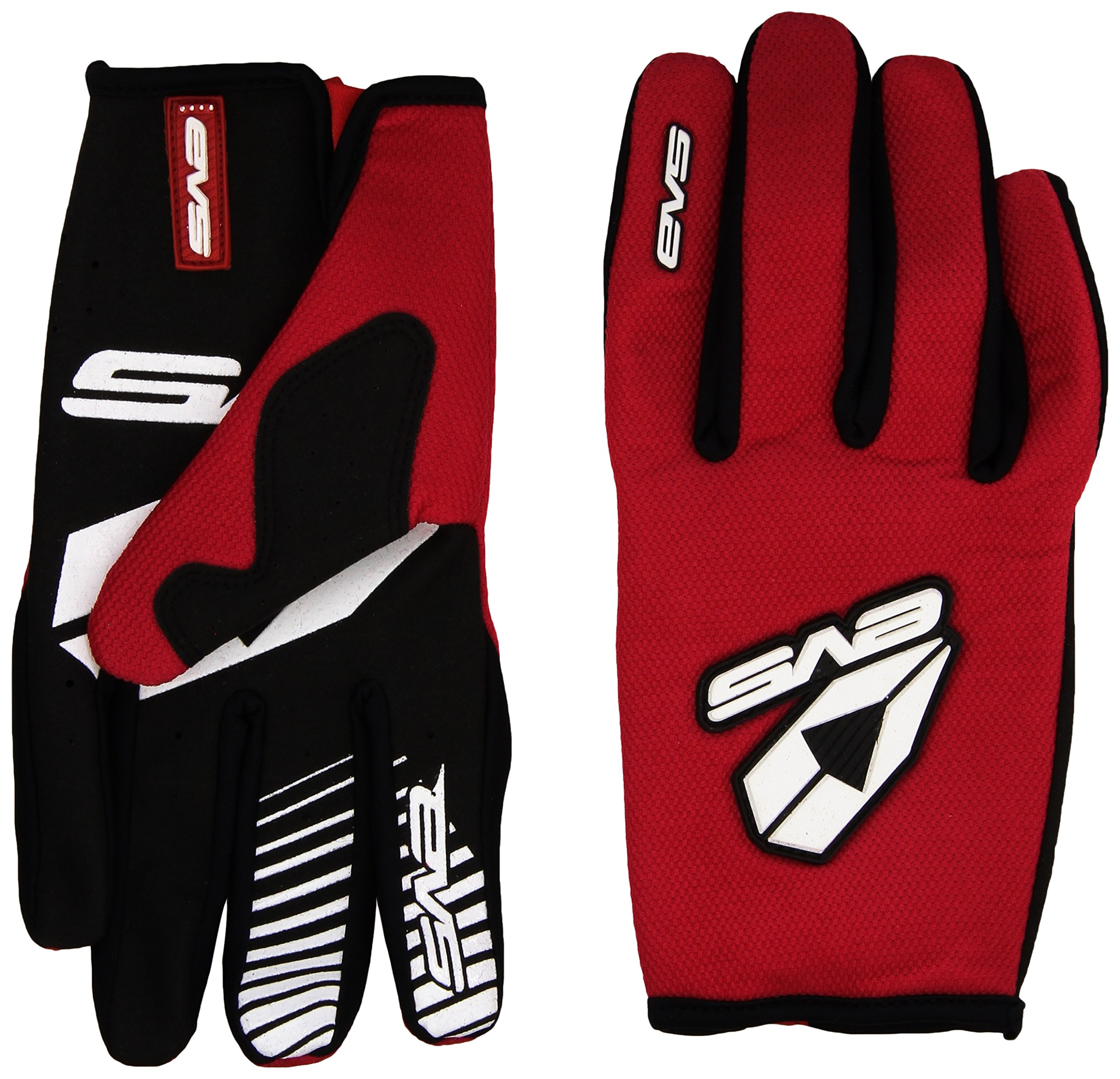 EVS Sports Sport Gloves (Red, X-Large)