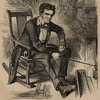Amazon Com Abraham Lincoln Political Cartoon 1861 African American