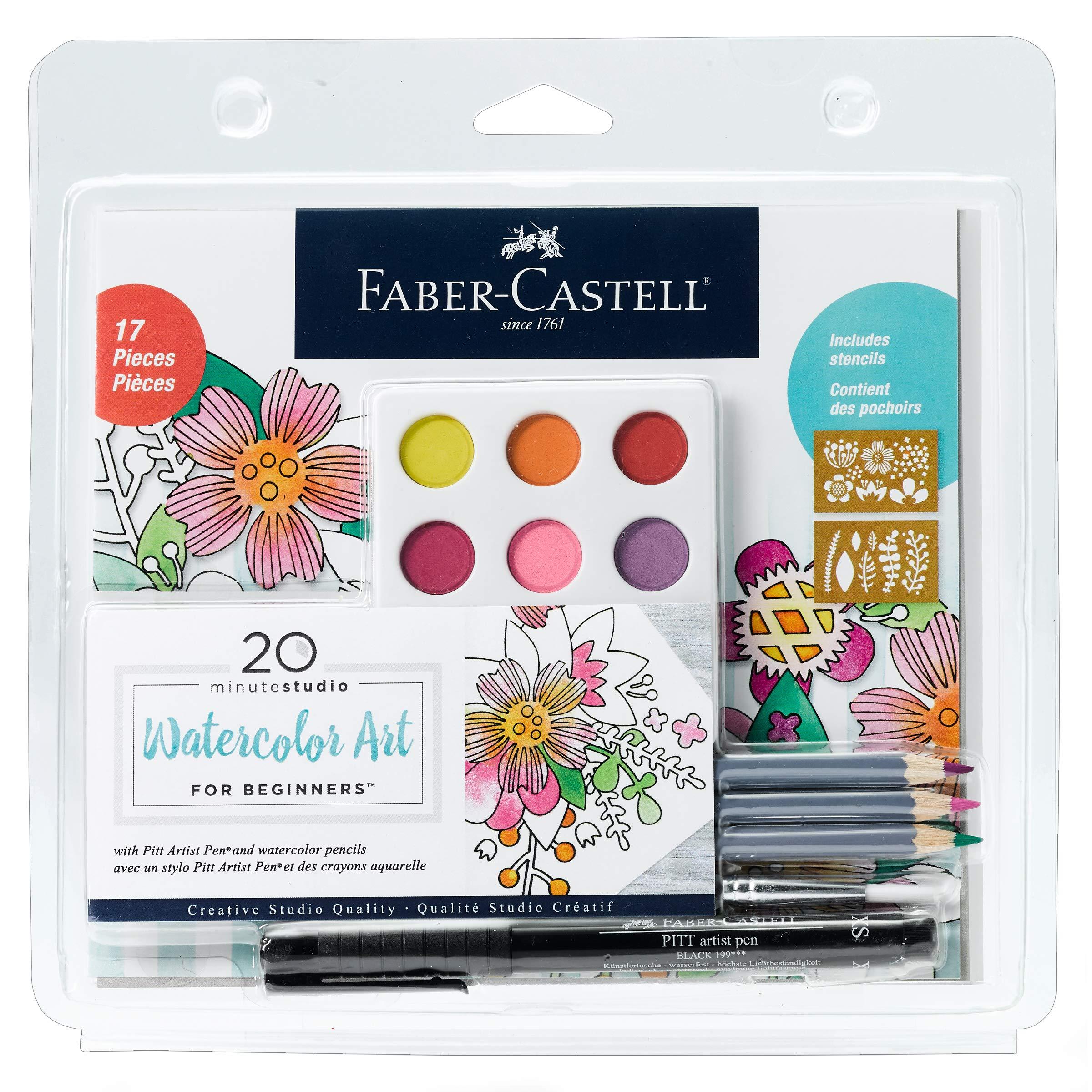 Set de Arte Dibujo Faber-Castell [7JV9RDDW]