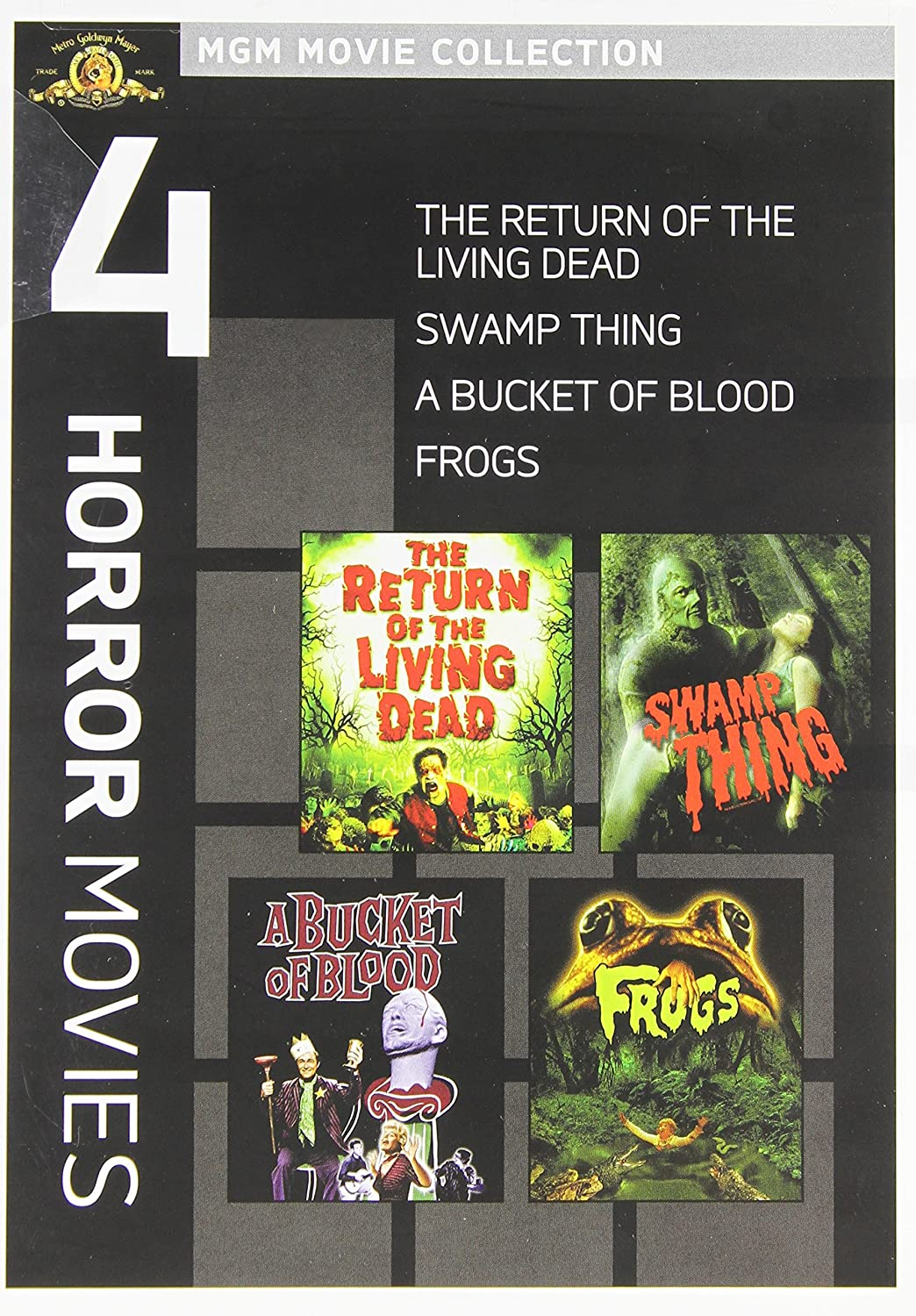 Amazoncom The Return Of The Living Dead Swamp Thing A