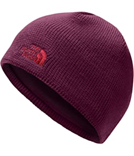 b16b3145 The North Face Felted Logo Beanie | Urban Navy (NF0A355Z) at Amazon ...