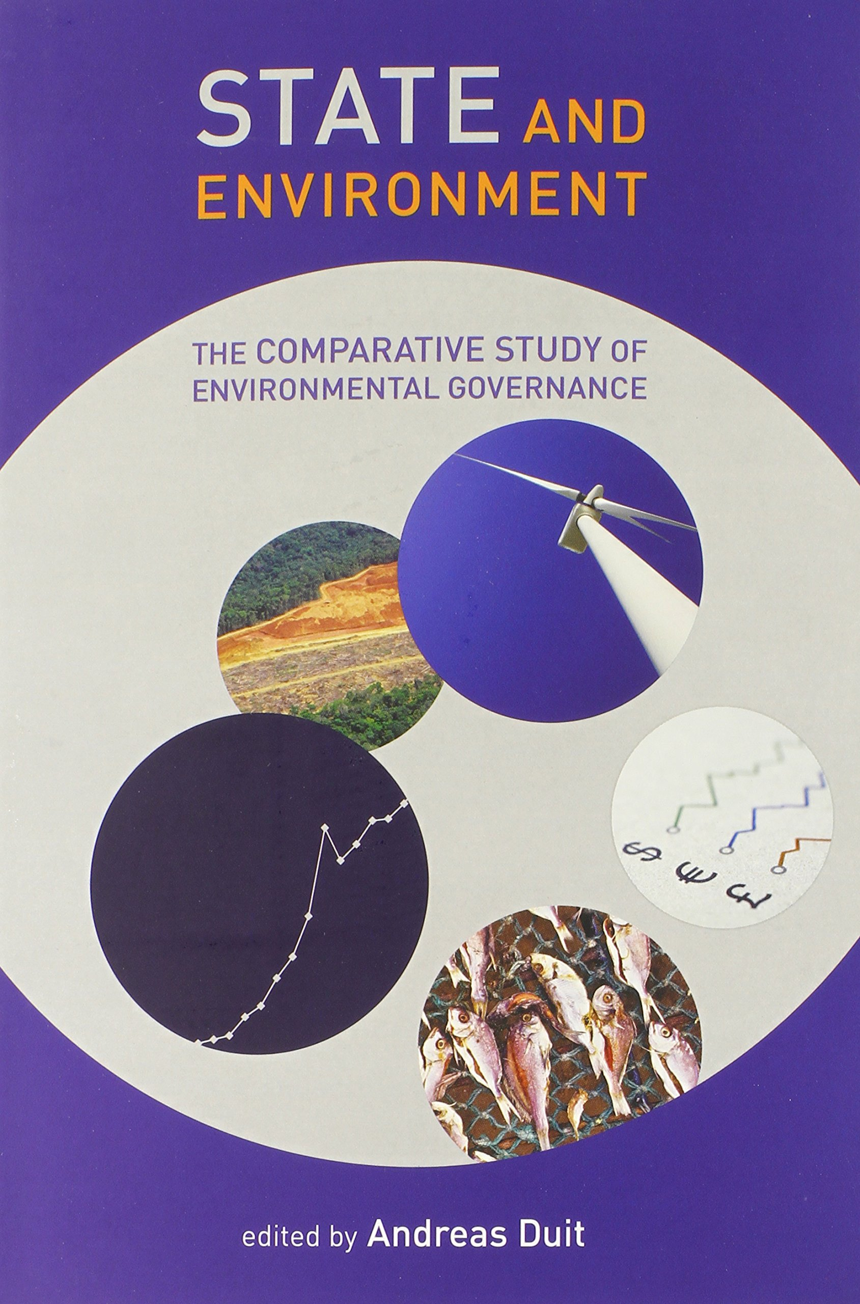 State and Environment: The Comparative Study of Environmental Governance (American and Comparative Environmental Policy)