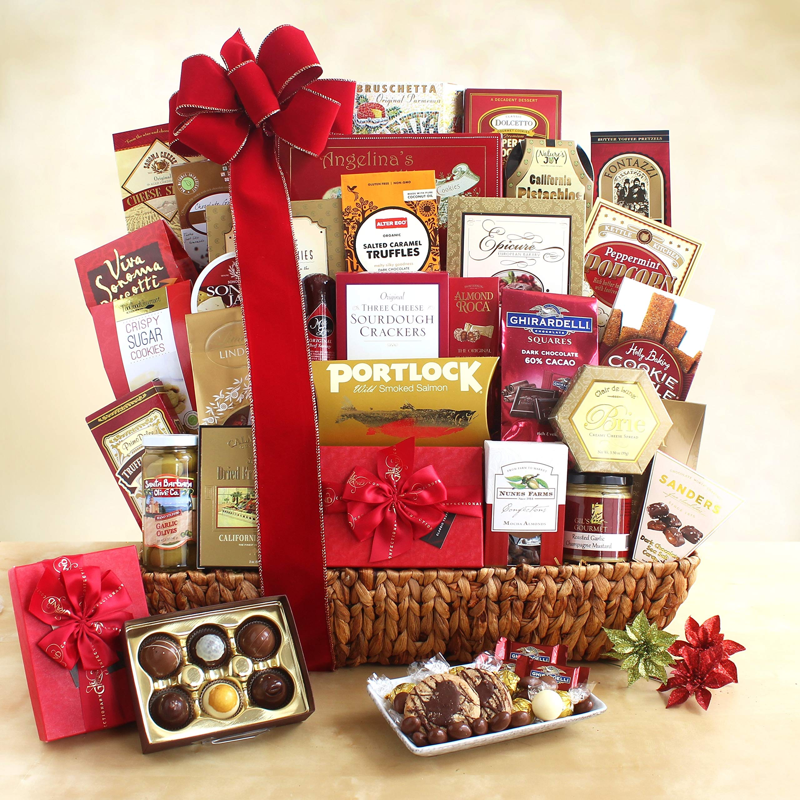 CDM product The Ultimate Holiday Party Gift Basket big image