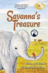 Savanna's Treasure Kindle Edition
