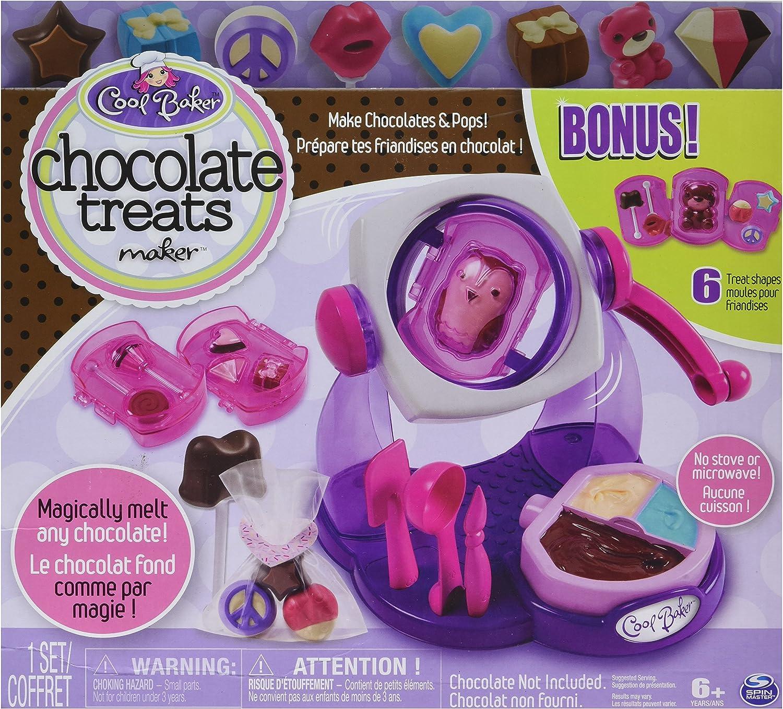 Cool Baker Chocolate Treats Maker
