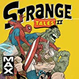 Strange Tales Vol. 2 (Issues) (3 Book Series)