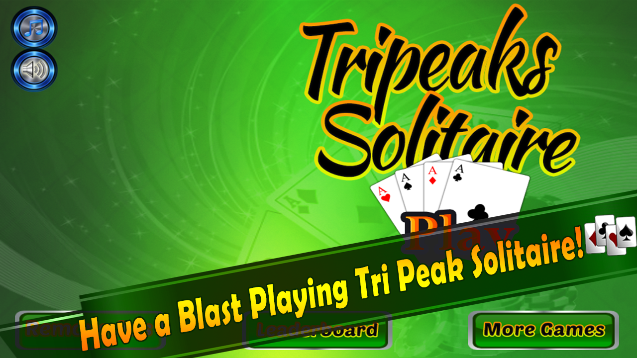 Amazon.com: Pyramid Tri Peaks Solitaire Free – Card Towers