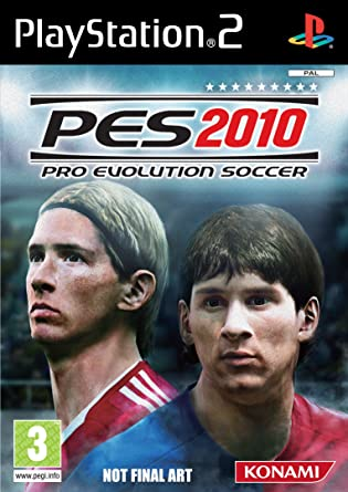 Konami Pro Evolution Soccer 2010 (PS2) vídeo - Juego (PlayStation ...