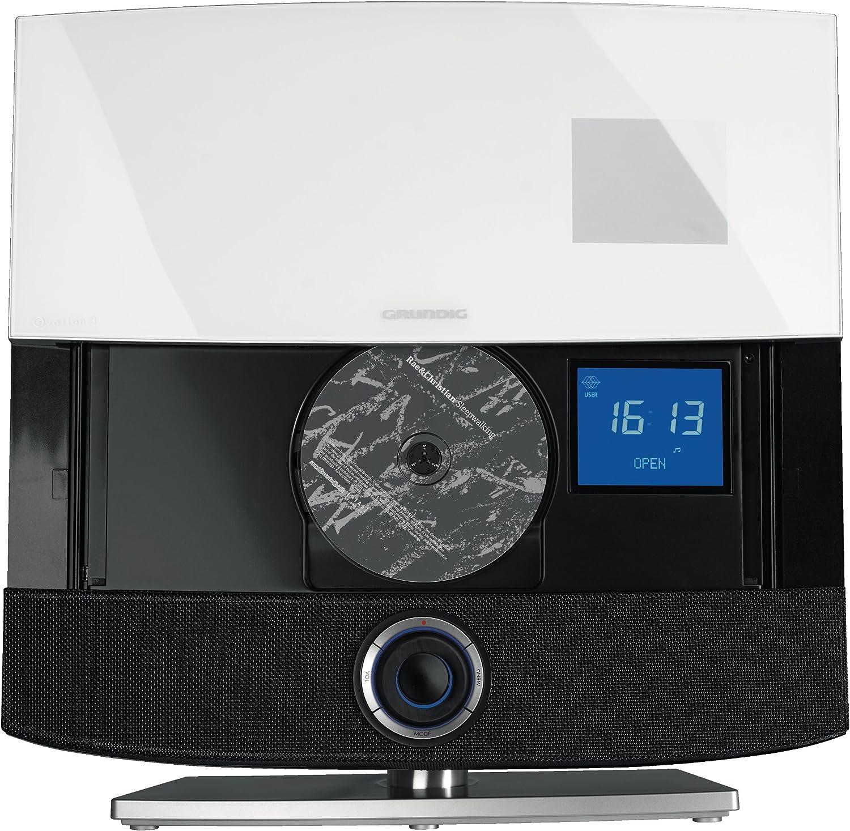Grundig GLR4900 - Minicadena de 23 W (CD, MP3, USB 2.0), negro: Amazon.es: Electrónica