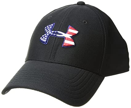 61098707b61 Amazon.com  Under Armour Mens Freedom Blitzing Cap  Sports   Outdoors
