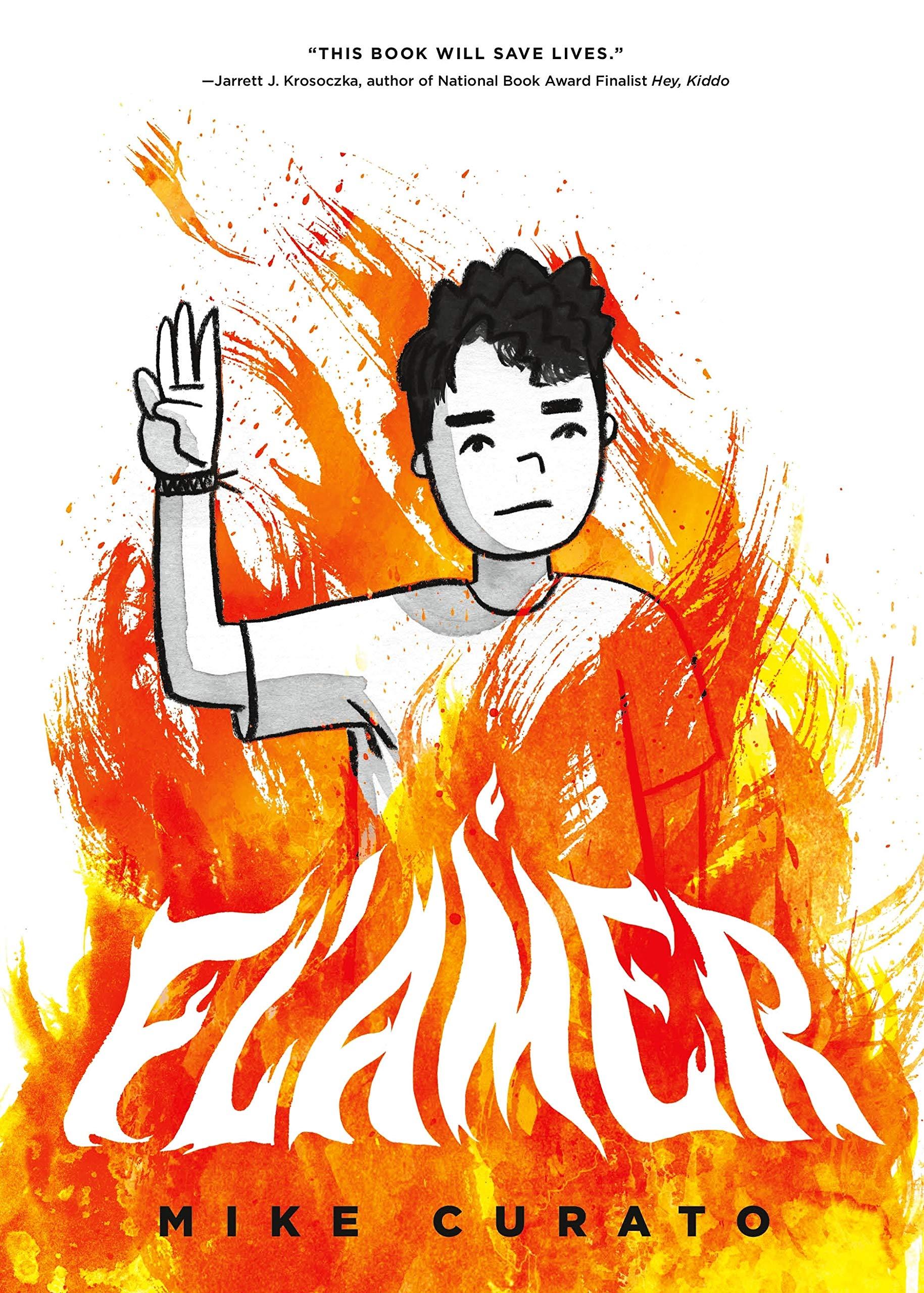 Amazon.com: Flamer (9781627796415): Curato, Mike, Curato, Mike: Books