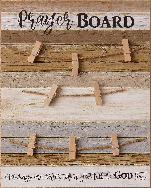 Your Heart's Delight Prayer Board Sign, Multi