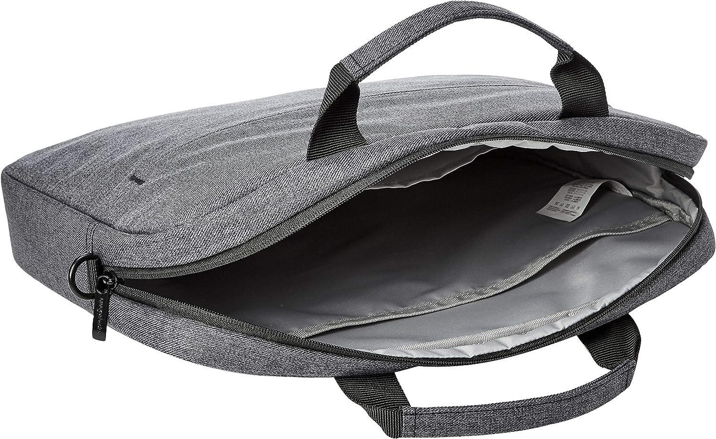 schwarz Basics Urbane Laptop- und Tablet-H/ülle 38 cm 15 Zoll