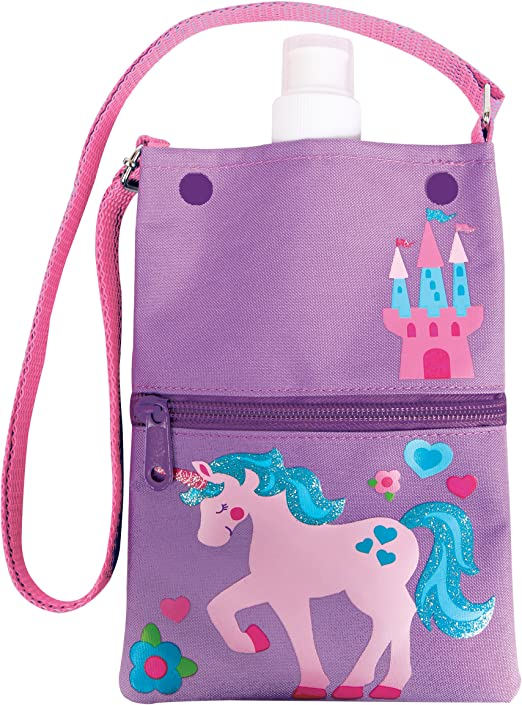 Stephen Joseph Water Bottle Tote Unicorn SJ112921