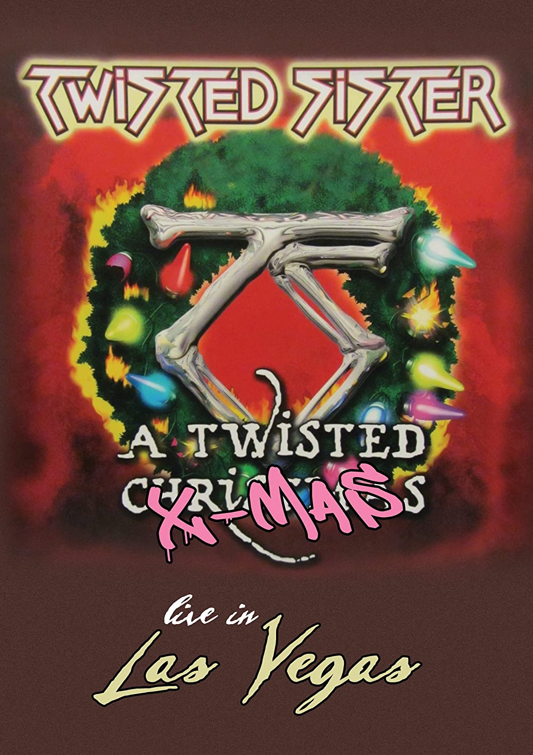 Amazon.com: Twisted Christmas: Live in Las Vegas: Twisted Sister ...