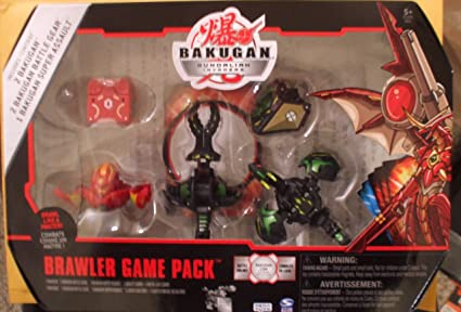Some of these are rare! Comes with one Card Bakugan Haos Clawsaurus