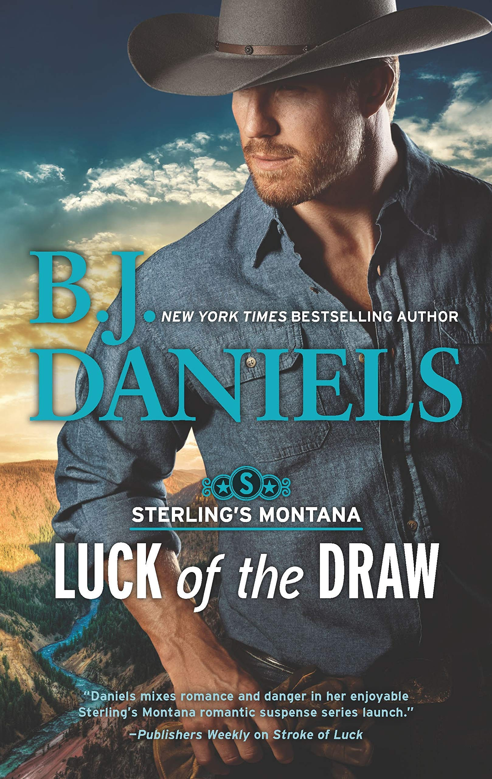 Luck Of The Draw  Sterling's Montana