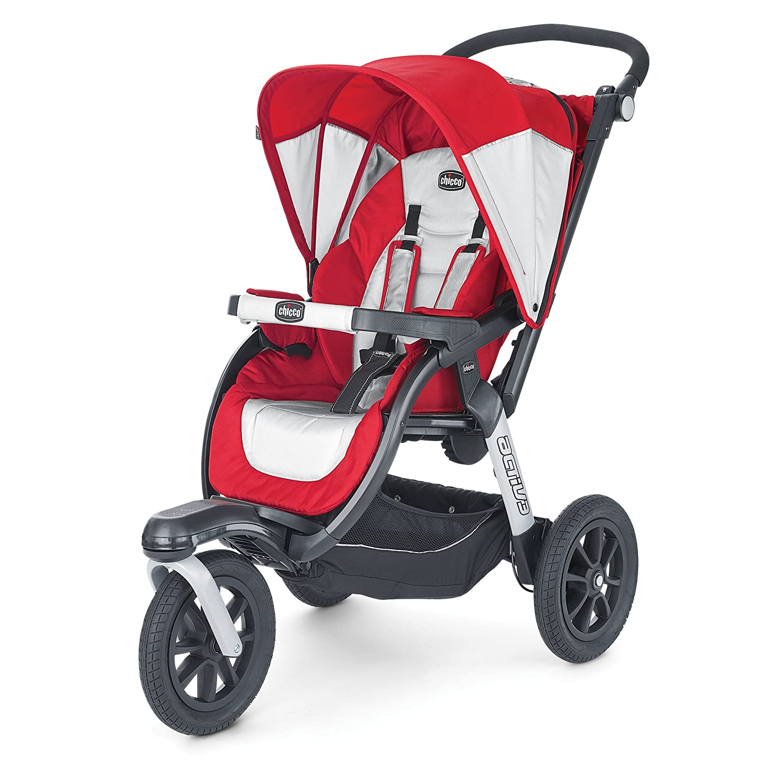 Amazon.com: Chicco activ3 Jogger carriola, Snap Dragon ...