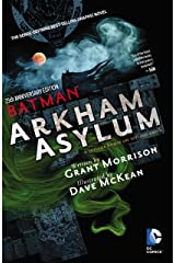 Batman: Arkham Asylum: 25th Anniversary Kindle Edition