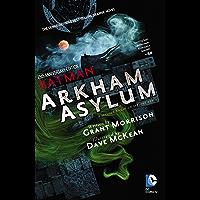Batman: Arkham Asylum: 25th Anniversary book cover