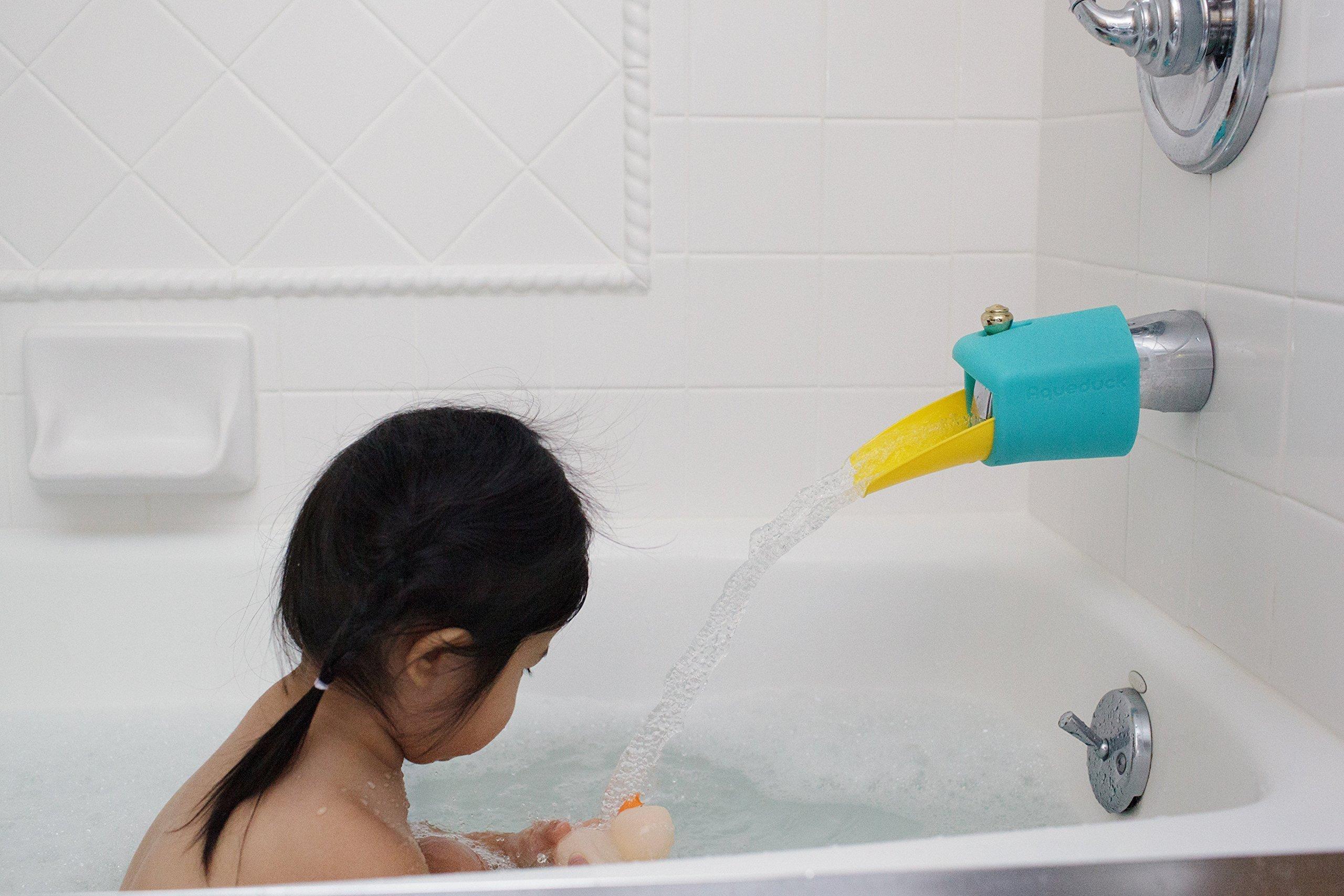 Aqueduck Bath Spout Extender Plus Cover by Aqueduck (Image #3)