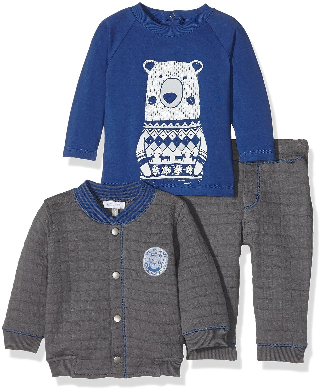 Absorba Boutique Baby-Jungen Bekleidungsset 9i36092