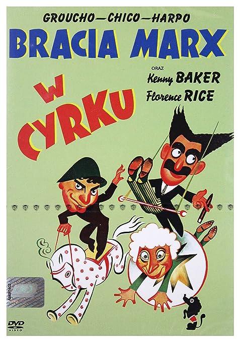 Una tarde en el circo DVD Audio español. Subtítulos en español ...