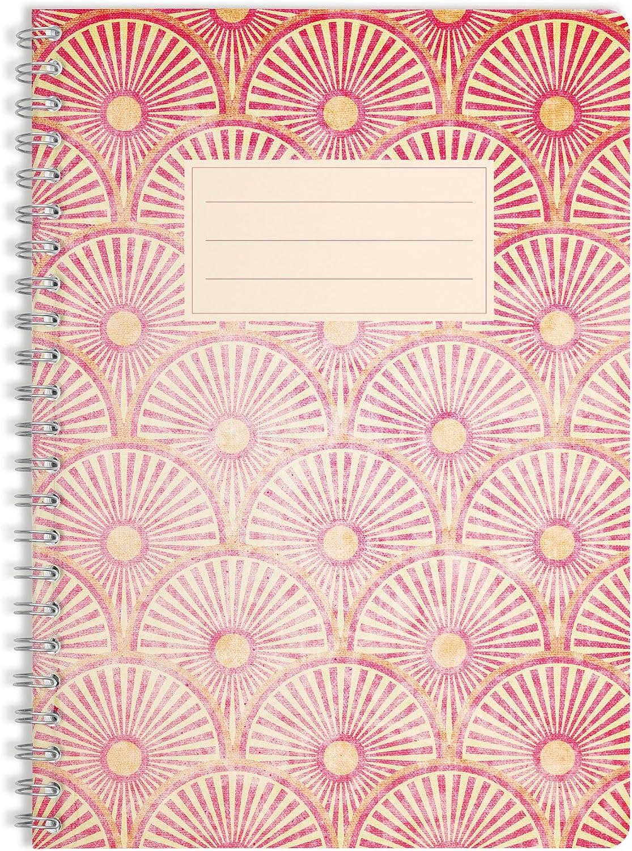 WIREBOOKS Bloc de Notas   Cuaderno 5035 DIN A5 120 páginas 100g Papel lineado