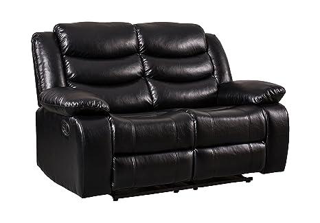 Super Amazon Com Milton Greens Stars 8055 Black Love Seat Gavin Gamerscity Chair Design For Home Gamerscityorg