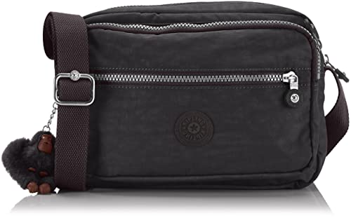 Kipling Deena Women s Cross-Body Bag - Black (Black) 7f271b9aa1