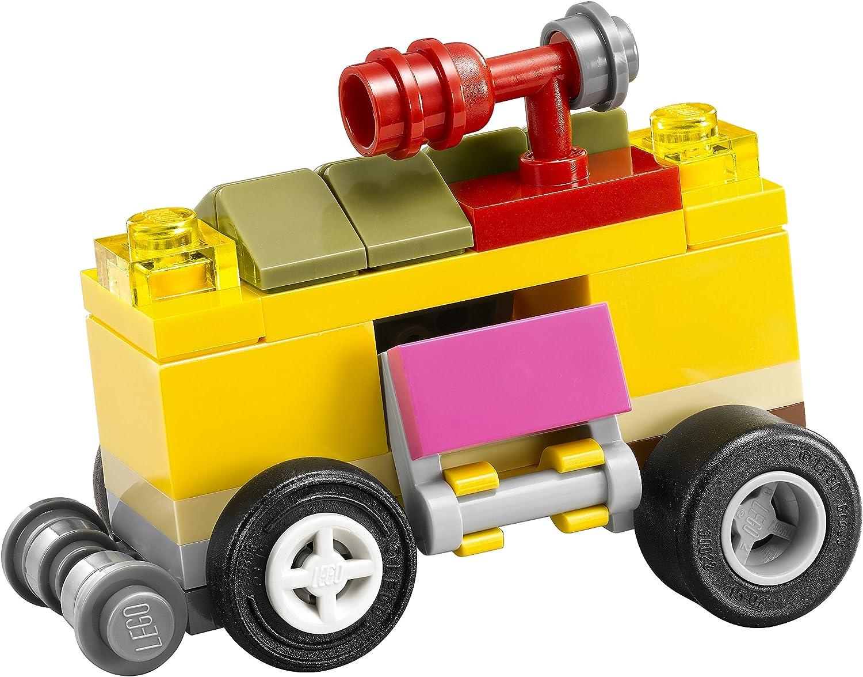 LEGO Teenage Mutant Ninja Turtles Bagged Mikeys Mini Shellraiser Tmnt Set 30271