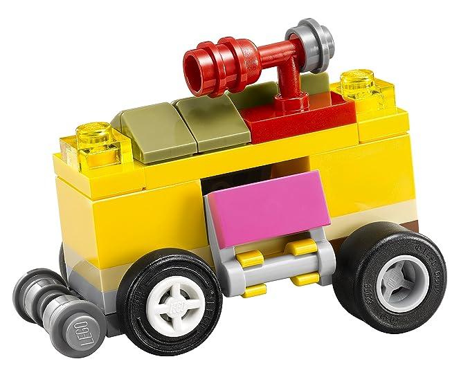 LEGO Tenage Mutatnt Ninja Turtles: Mikeys Mini Shellraiser ...