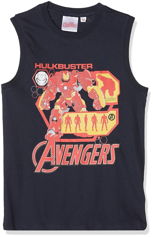 Marvel Boy's The Avengers T-Shirt ER1264