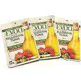 Starkist Gourmet E.V.O.O. Wild-Caught YellowFin Tuna (Pack of 3)