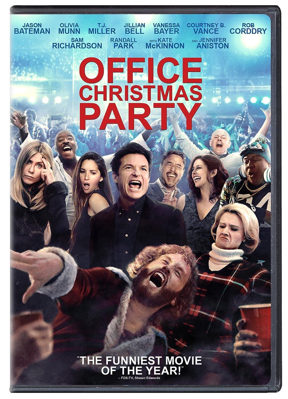 Amazon.com: Office Christmas Party [DVD]: Jennifer Aniston, Kate ...