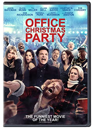 Amazon.com: Office Christmas Party [DVD]: Jennifer Aniston, Kate ...