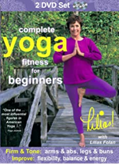 Amazon.com: Lilias! AM/PM Yoga Workouts For Seniors, Improve ...
