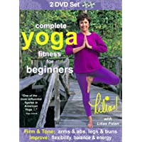 Lilias! Complete Yoga Fitness Beginners & Seniors: Firm and Tone Arms, Legs, Abs...