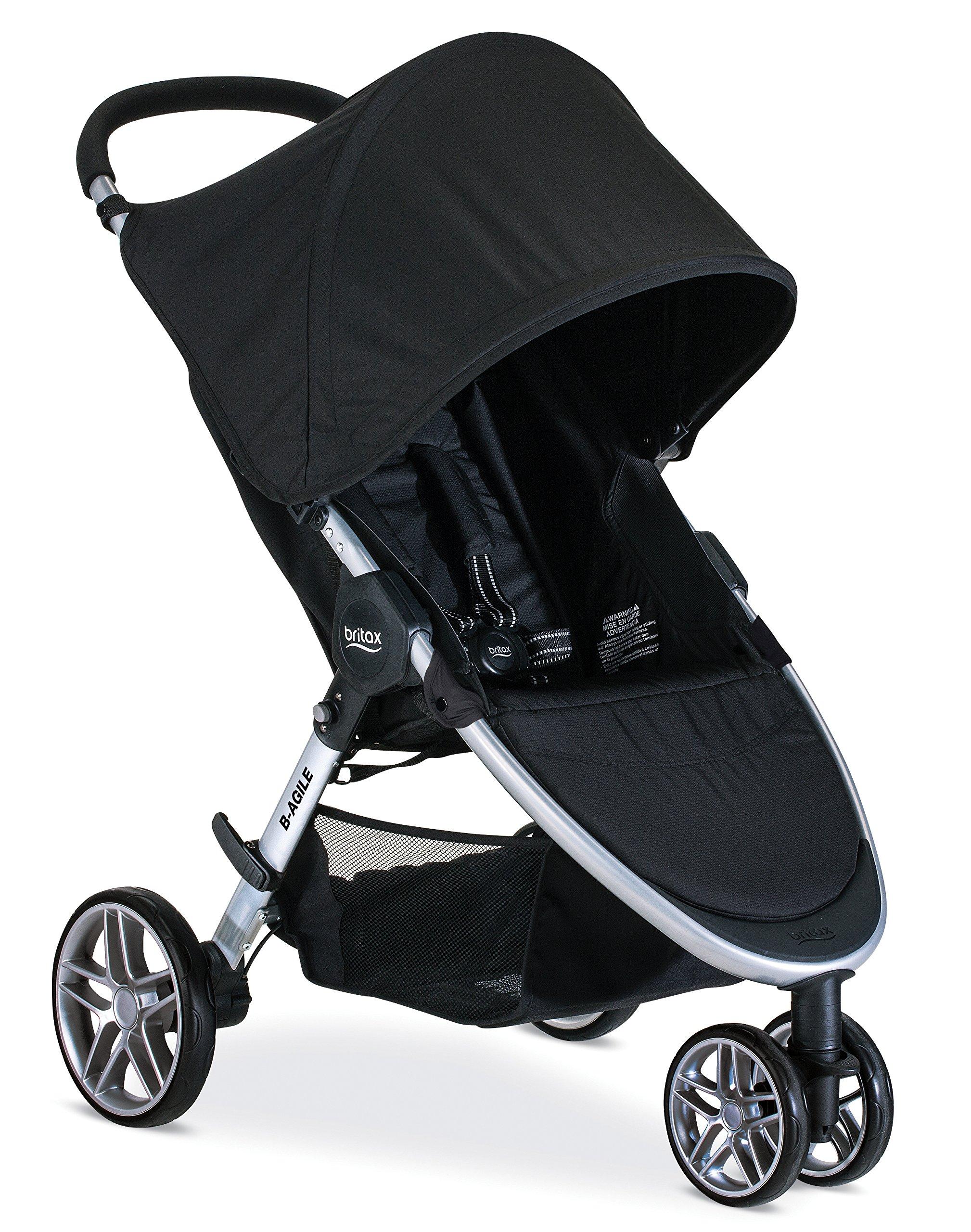 Amazon.com : Britax Stroller Board, Black : Baby Stroller ...