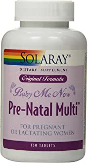 BABY ME NOW PRENATAL MULTI 150 COMP