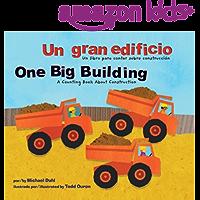 Un gran edificio/One Big Building (Apréndete tus números/Know Your Numbers) (Spanish Edition)