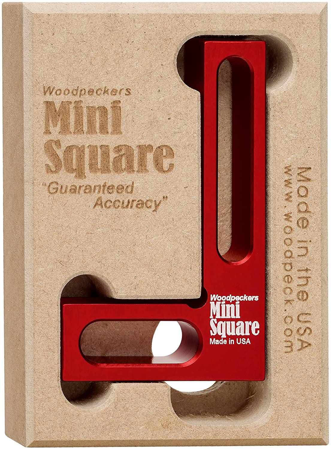 Surobayuusaku Precision Woodworking Tools 120mm L-Squre Minisquare Mini Clamping Squares Measurement Tool 90 Degree Positioning Squares