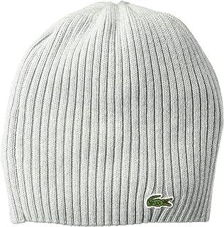 1b41b6876b1c1d Lacoste Men s Green Croc Wool Gloves at Amazon Men s Clothing store