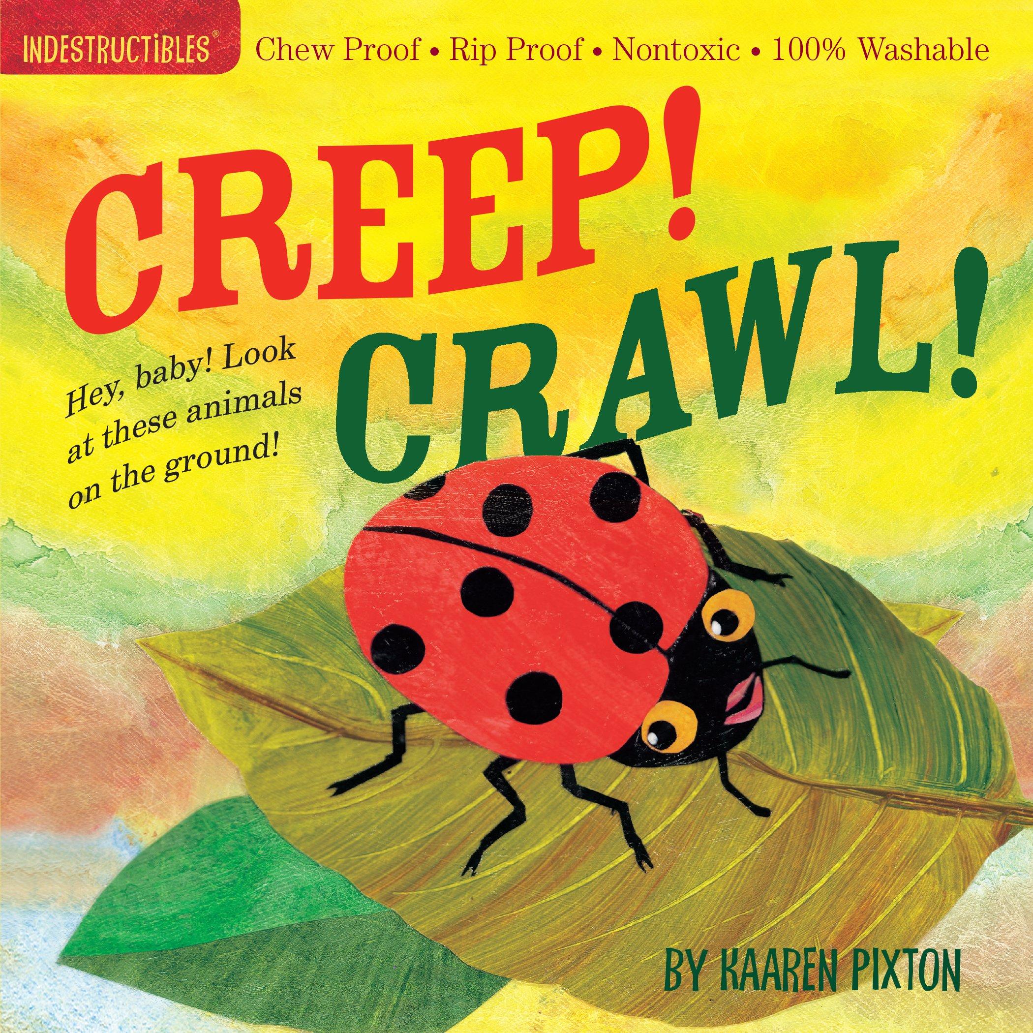 Indestructibles Creep Crawl Kaaren Pixton product image