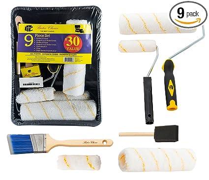 bates paint roller paint brush paint tray roller paint brush 9