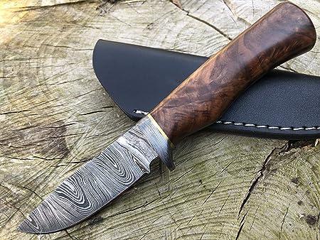 Caza y bushcraft Warfare SK500 Perkin Cuchillo de Supervivencia
