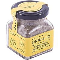 Orballo-Pimienta negra molida ecológica-65g