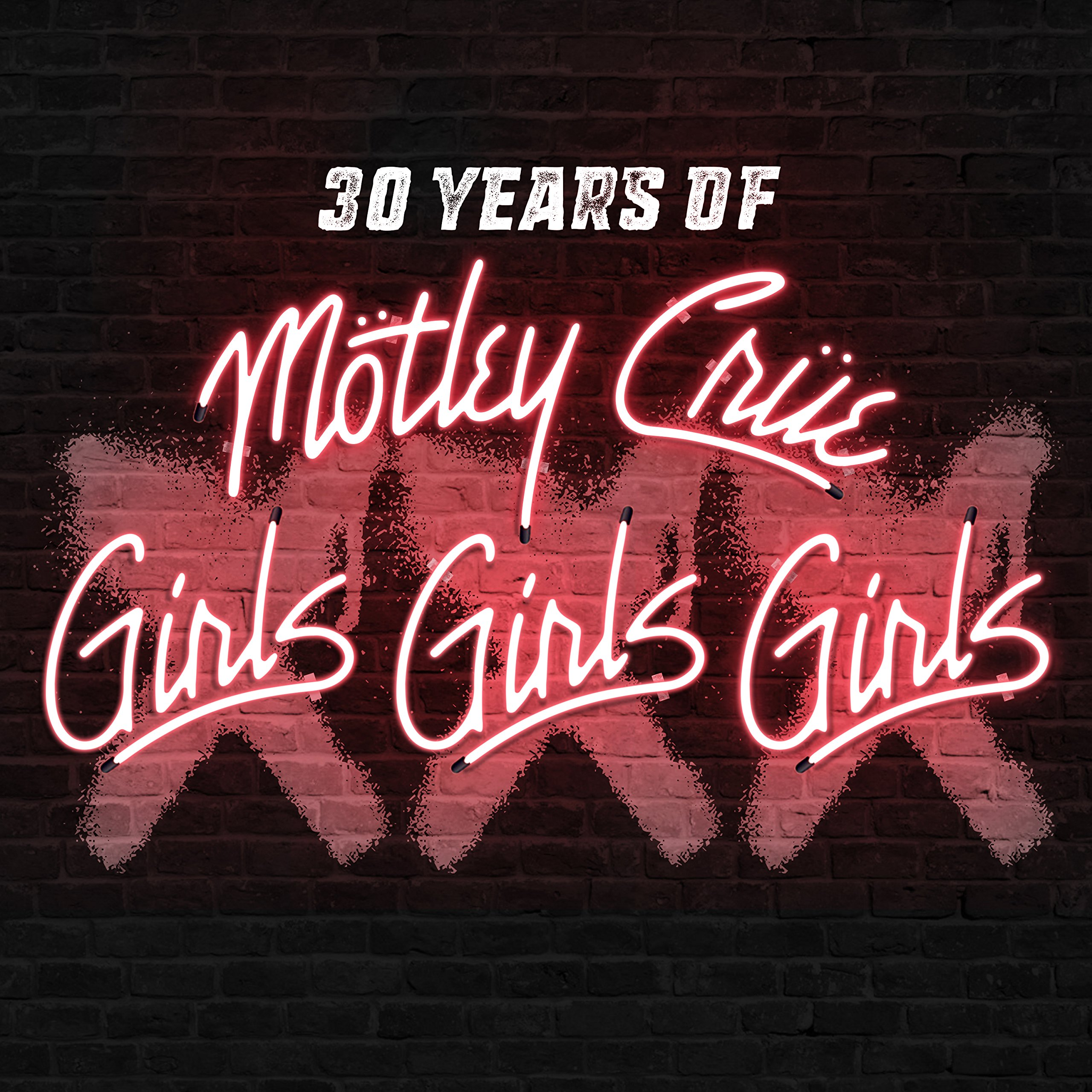 Vinilo : Motley Crue - XXX: 30 Years Of Girls, Girls, Girls (Black, Blue, 180 Gram Vinyl)